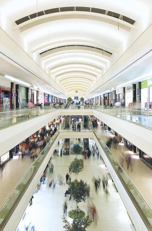 Korupark Shopping Mall Bursa Torunlar Reic