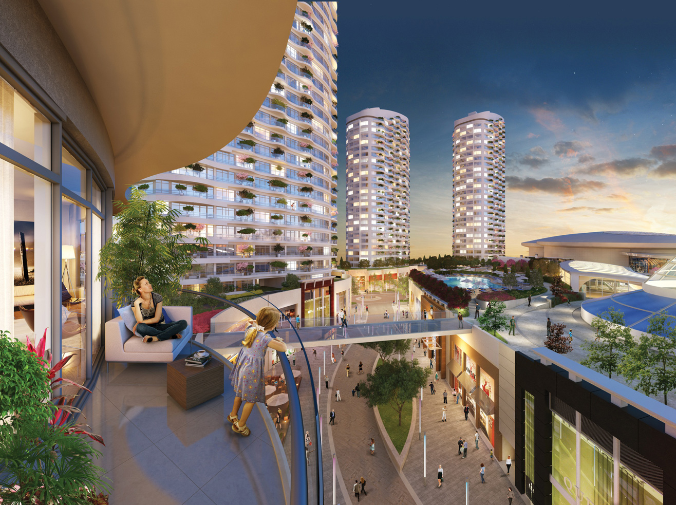 Mall of istanbul sales office ares architecture - Mall Of Istanbul Sales Office Ares Architecture 7