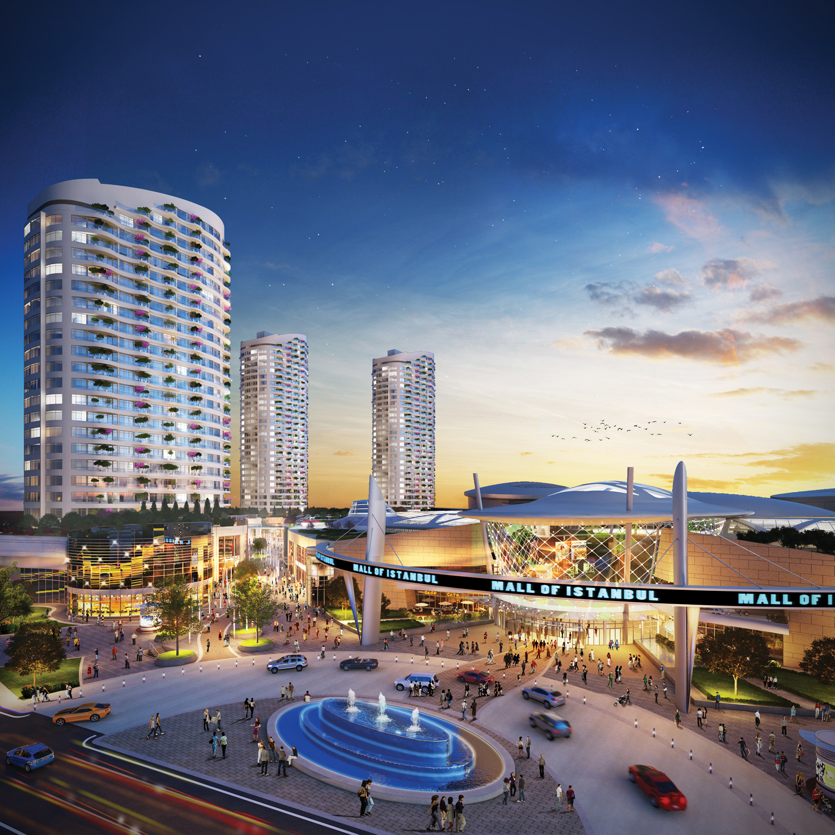 Mall of istanbul sales office ares architecture - Mall Of Istanbul Sales Office Ares Architecture 4